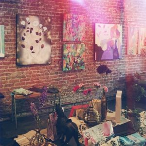 Rosewater Gallery Asheville, NC