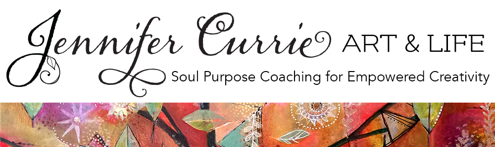 Jennifer Currie - Soul Purpose Coaching for Conscious Creatives
