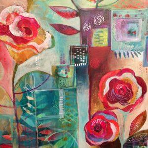 """Bloom"" Detail Jennifer Currie"