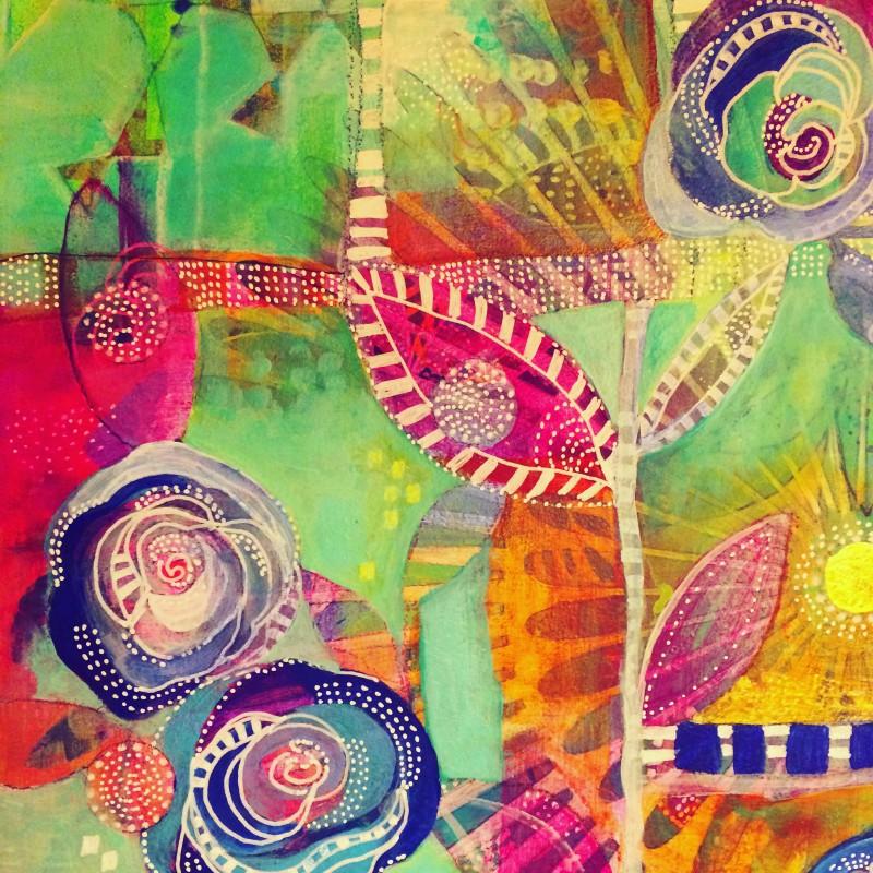Work in Progress, Jennifer Currie